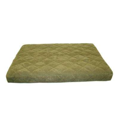 Large Protector Pad Quilted Orthopedic Jamison Pet Bed - Sage