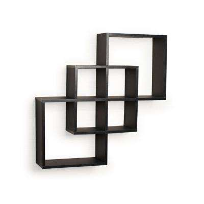 Black - Decorative Shelving & Accessories - Wall Decor - The Home Depot