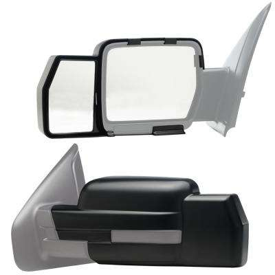 Clip-on Towing Mirror Set for 2009 - 2014 Ford F-150