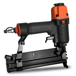 Wen 18-Gauge 2 inch 2-in-1 Pneumatic Brad Nailer and Stapler with Carrying Case and Safety Glasses by WEN