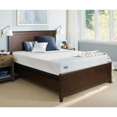 Conform Essentials 9.5 in. King Firm Mattress with 5 in. Low Profile Foundation