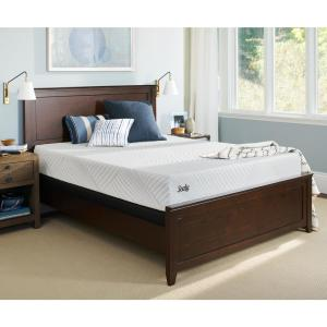 Sealy Conform Essentials 9.5 inch California King Firm Mattress with 5 inch Low Profile... by Sealy