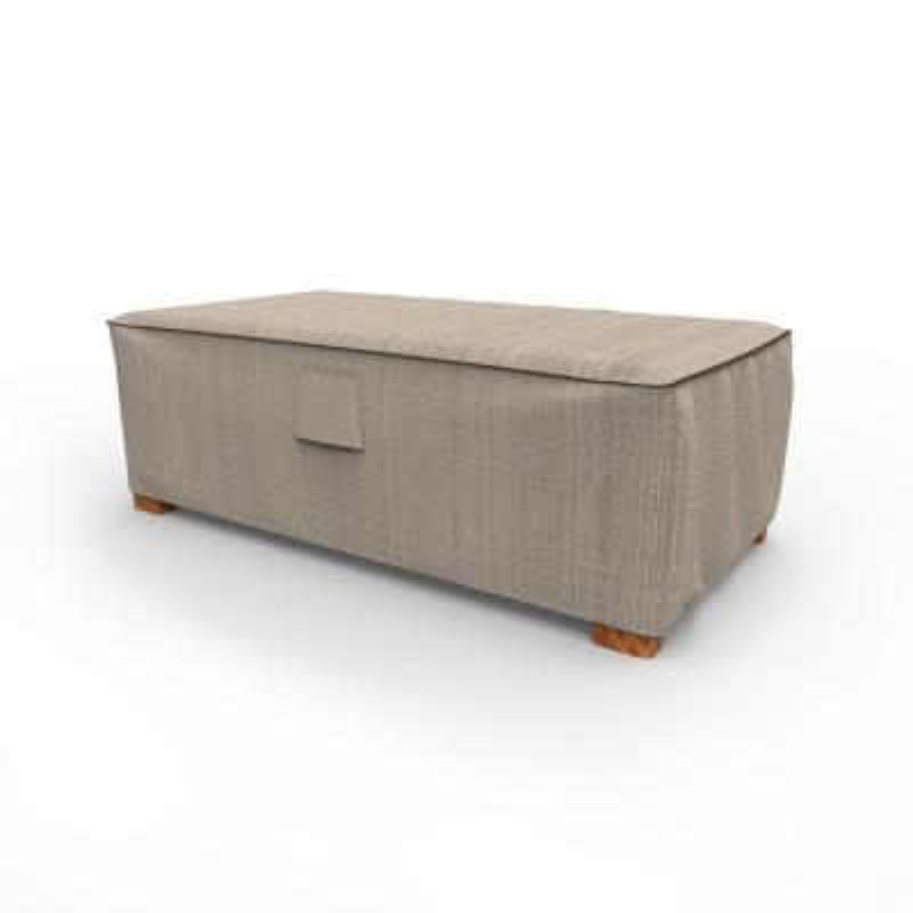 225 & Classic Accessories Veranda Rectangular Patio Coffee Table Cover-55 ...