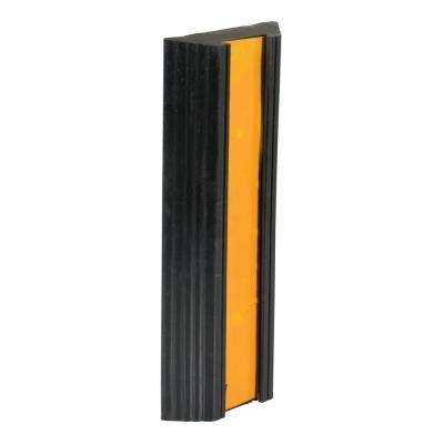 12 in. Long Extruded Rubber Bumper Stop