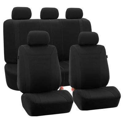 Flat Cloth 47 in. x 23 in. x 1 in. Cosmopolitan Full Set Seat Covers
