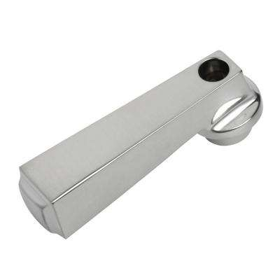 Town Square Lever Handle for Cycle Valve, Brushed Nickel