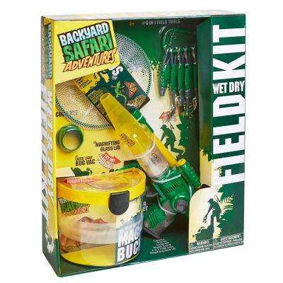 Wet and Dry Combo Field Kit