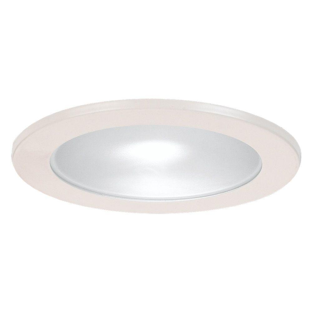 Halo e26 series 5 in white recessed ceiling light self flanged white recessed shower trim aloadofball Images