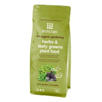 4 lbs. Herb and Leafy Green Plant Food