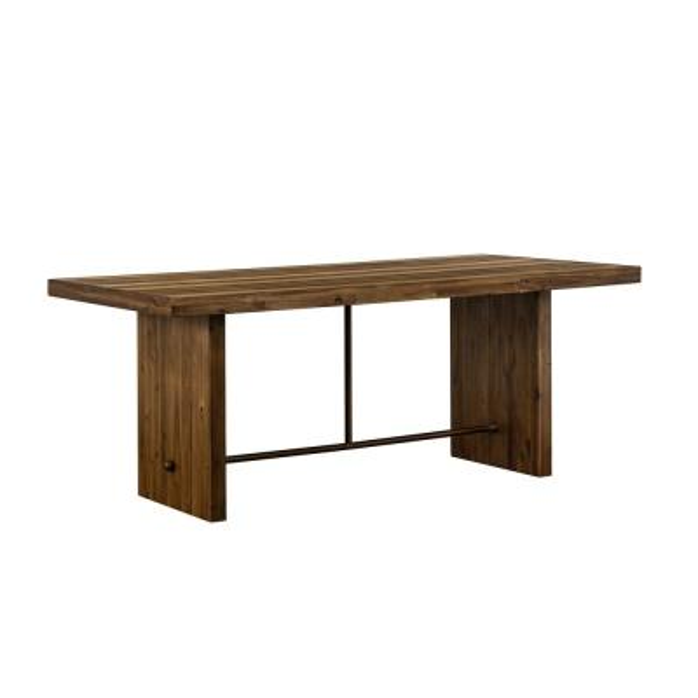 Superb Rustic Oak Dining Table
