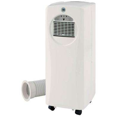 10,000 BTU Portable Air Conditioner with Heat and Dehumidifier