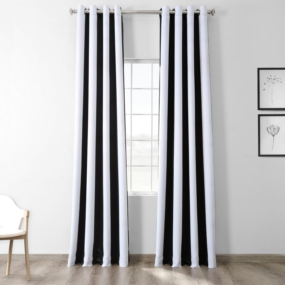 13 Black And White Striped Kitchen Curtains Background