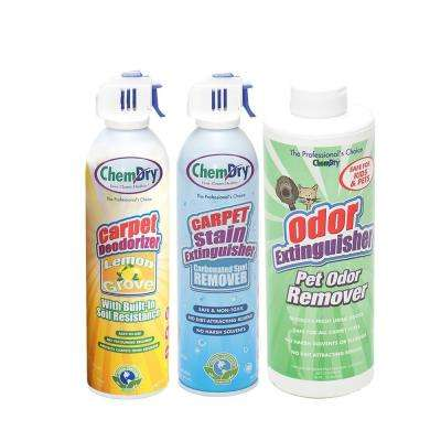 Stain/Pet/Deodorizer Combo Carpet Cleaner