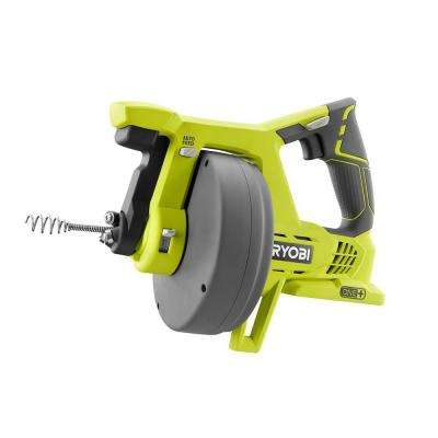18-Volt ONE+ Drain Auger (Tool Only)