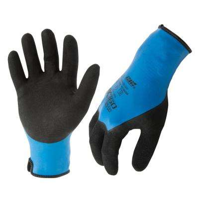 X-Large Shield Grip Latex-dipped Glove