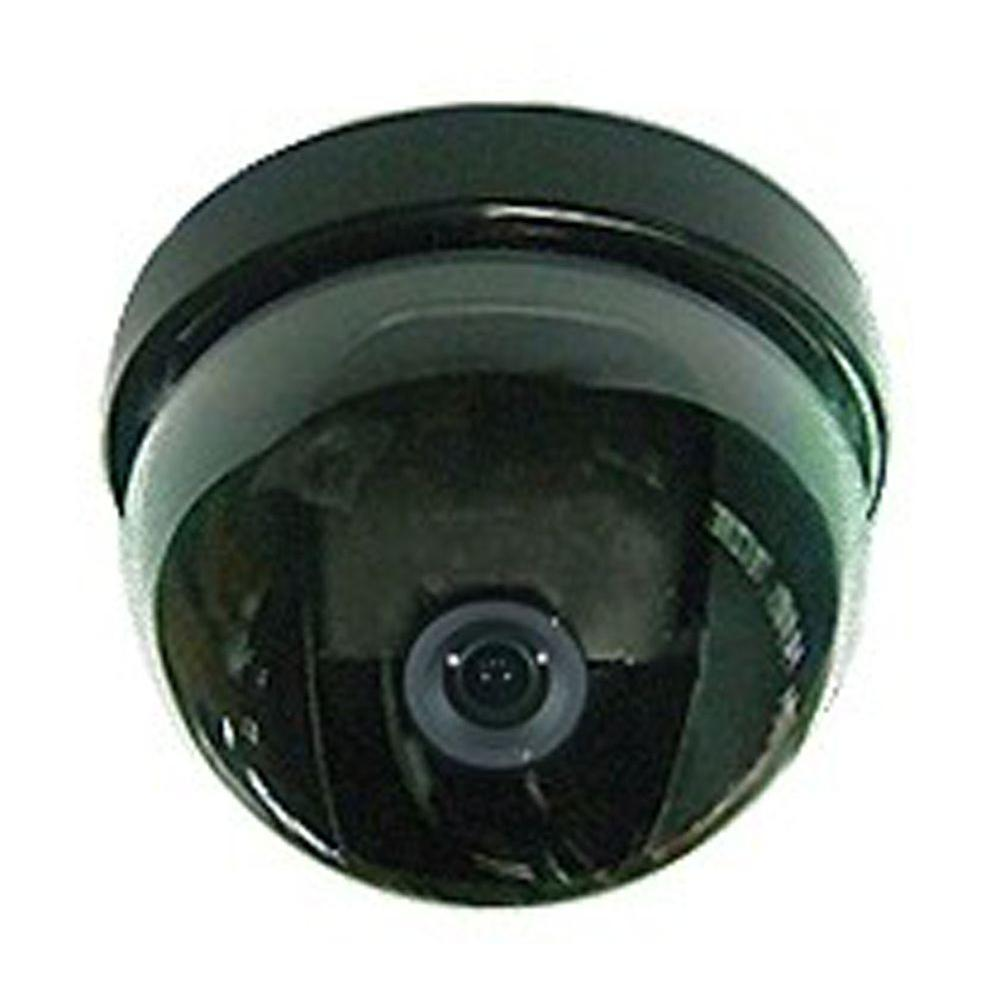 SeqCam Wired 480TVL Indoor or Outdoor Dome Standard Surveillance Camera