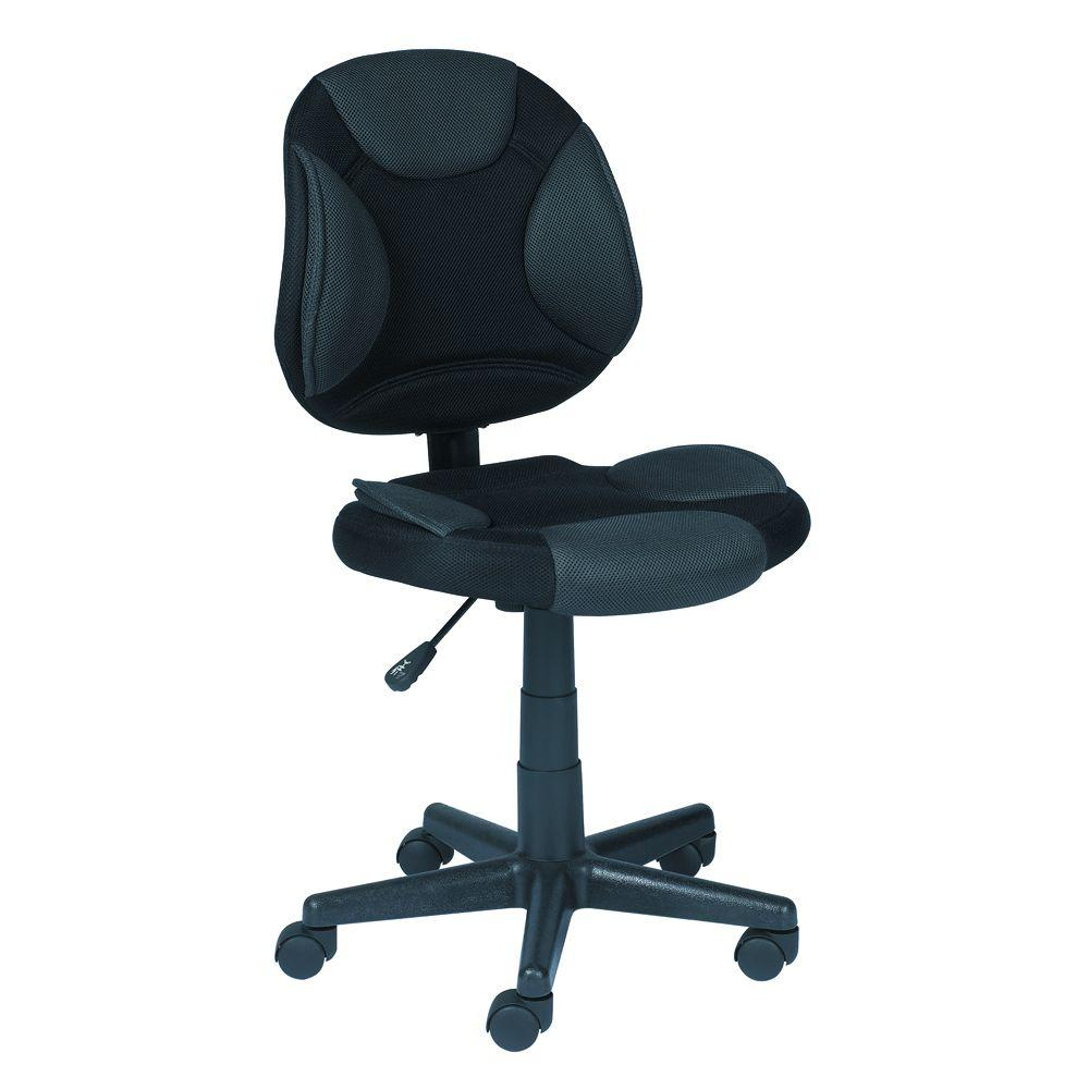 ZLine Designs Grey Black Mesh Office ChairZLTCU The - Grey office chair