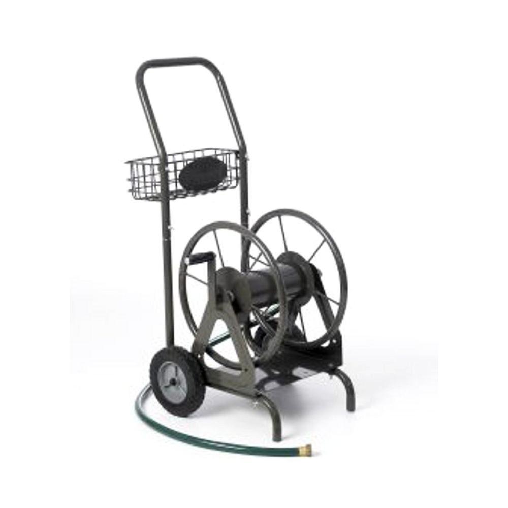 Liberty Garden 4-in-1 Multi Purpose Hose Cart