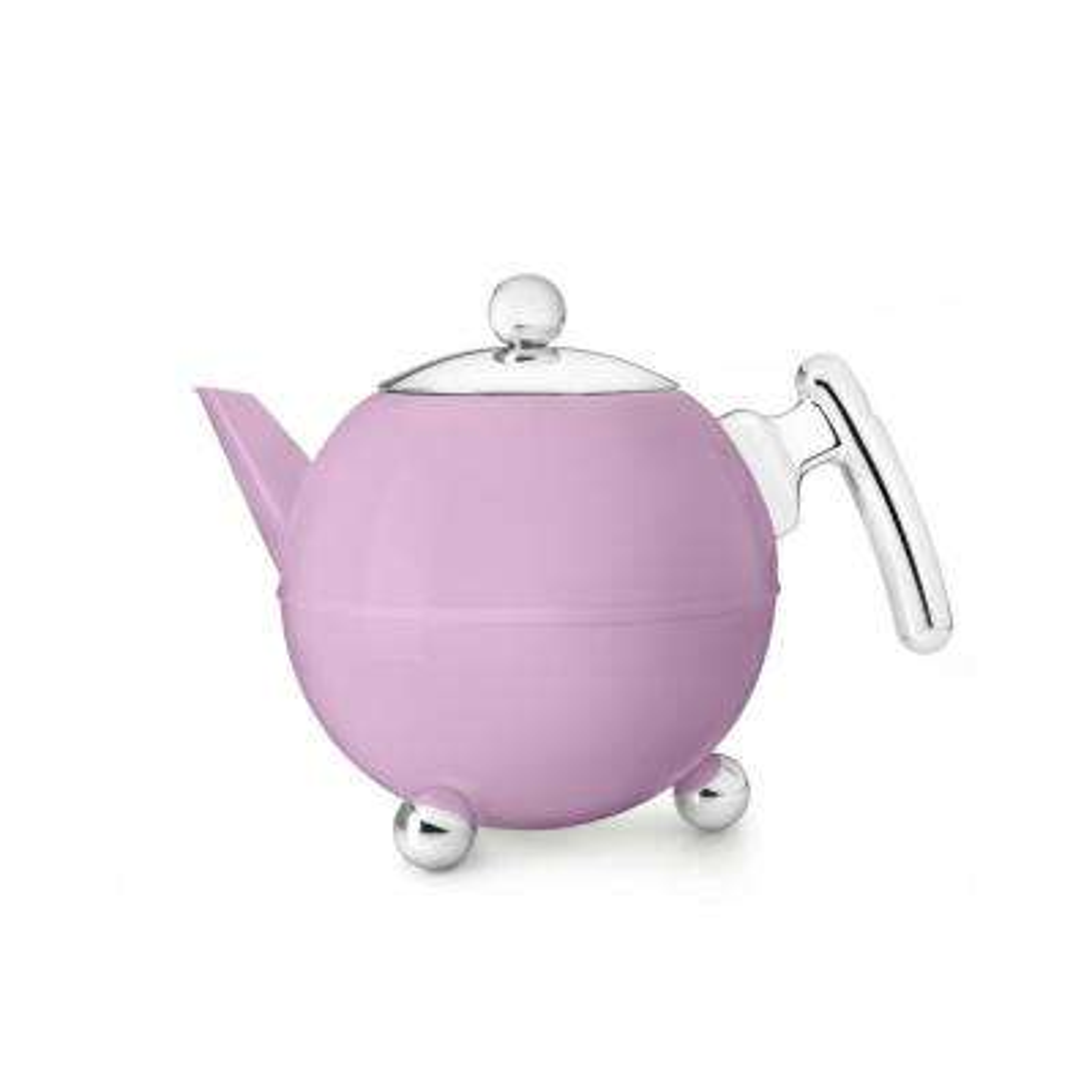 41 fl. oz. Bubblegum Belle Ronde Teapot