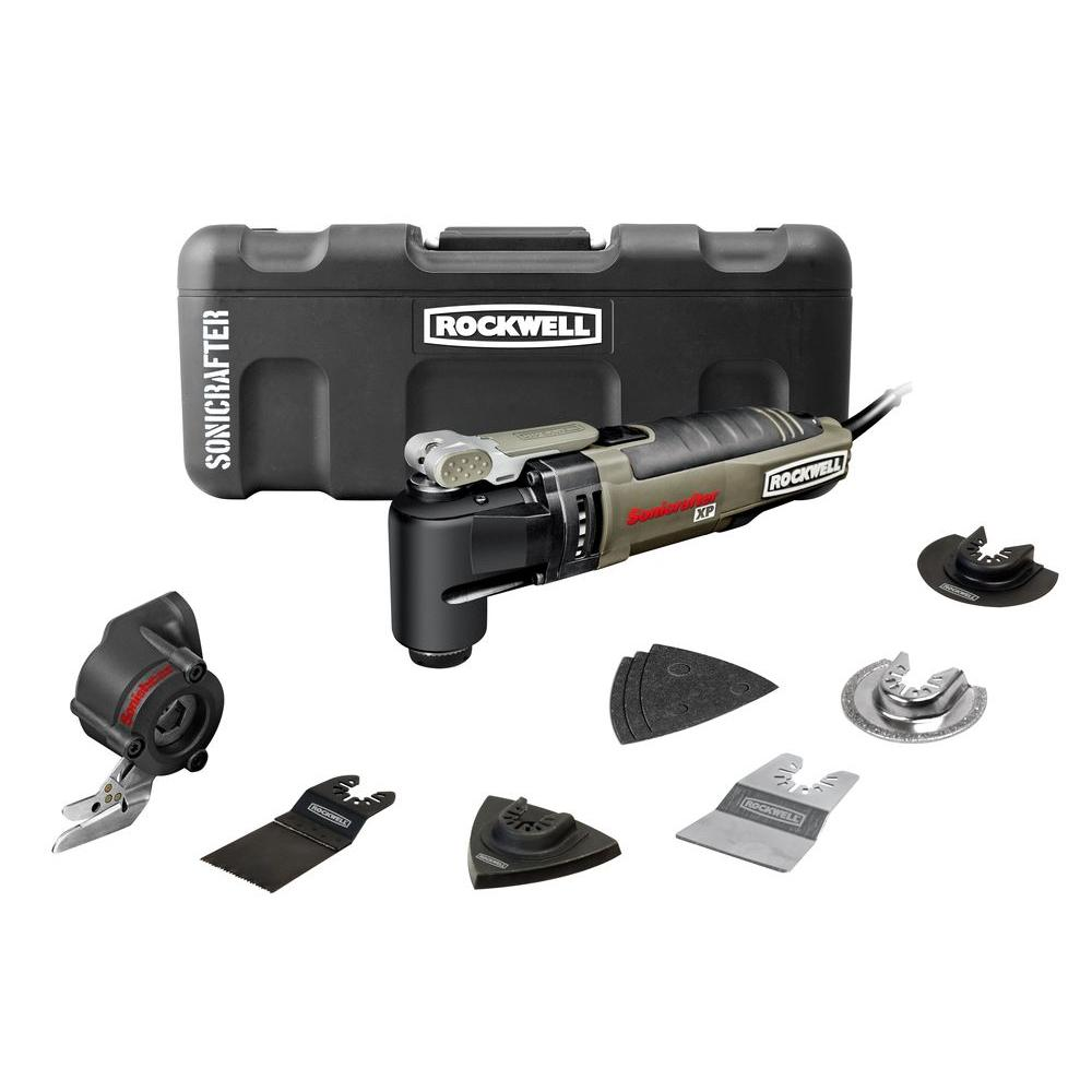 Rockwell 3.0-Amp Sonicrafter Kit with Hyperlock
