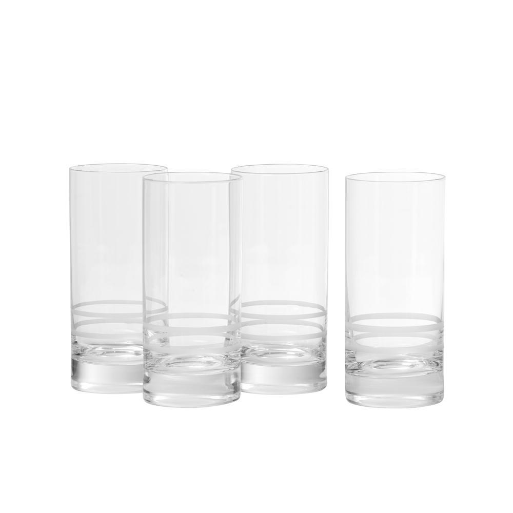 Glassware 16.2 oz. Crafthouse SZ Tritan Collins Glass (Set of 4)