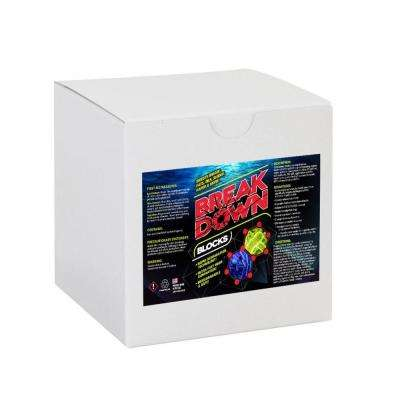 4 x 2 lbs. Block Case Breakdown Enzyme Blocks