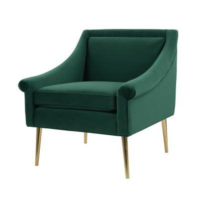 Eryk Evergreen Accent Chair