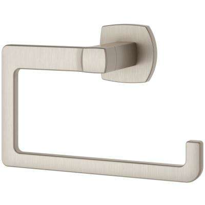 Deckard Towel Ring in Brushed Nickel