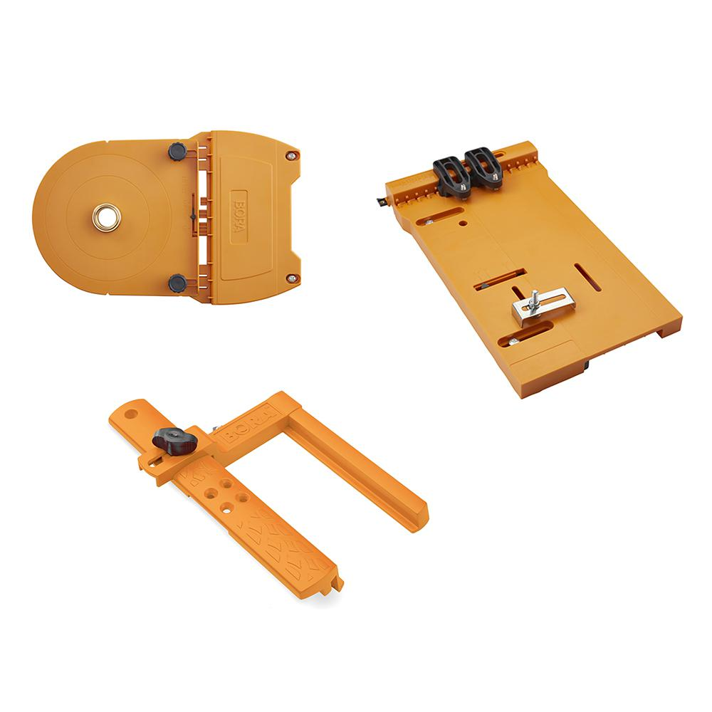 WTX Clamp Edge Accessory Kit (3-Piece)