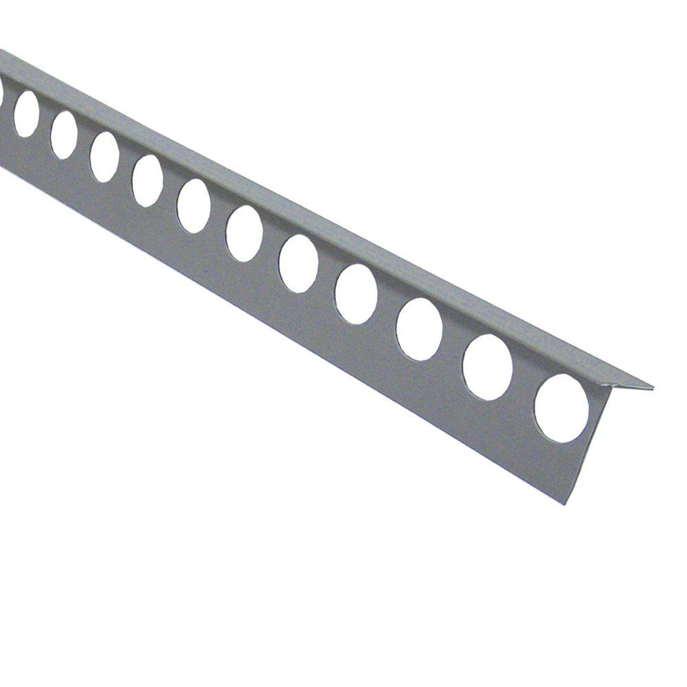 Ti proboard 8 ft edging for deck tile system tie8 the home depot ti proboard 8 ft edging for deck tile system 1betcityfo Choice Image