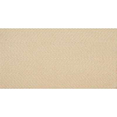 Natural Accents Sand 4.75 in. Cotton Binding
