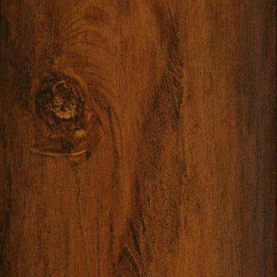 Distressed Maple Lawrence 8 mm Thick x 5-5/8 in. Wide x 47-7/8 in. Length Laminate Flooring (18.70 sq. ft. / case)