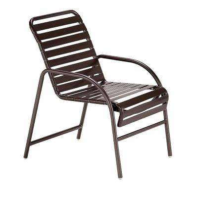 Milan Java Commercial Patio Game Chair (2-Pack)