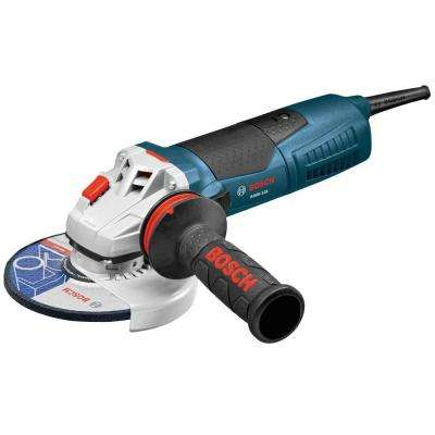 12.5 Amp Corded 6 in. High-Performance Angle Grinder