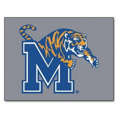 University of Memphis All-Star 3 ft. x 4 ft. All-Star Rug