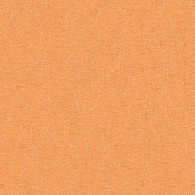 5 ft. x 12 ft. Laminate Sheet in Tangerine Boucle with Virtual Design Matte Finish