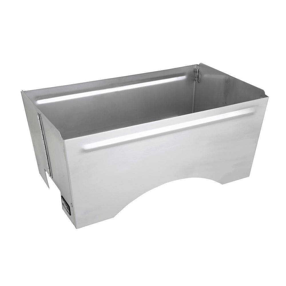 WindGuard Fold-Away Chafing Dish Frame, Stainless Color