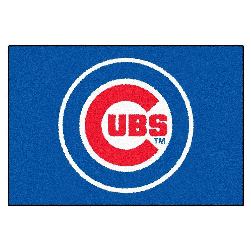 Chicago Cubs 1 ft. 7 in. x 2 ft. 6 in.