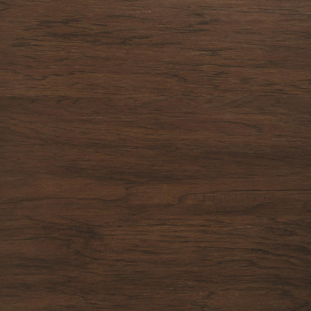 Home Decorators Collection Java Hickory 6 In. X 36 In. Luxury Vinyl Plank  Flooring