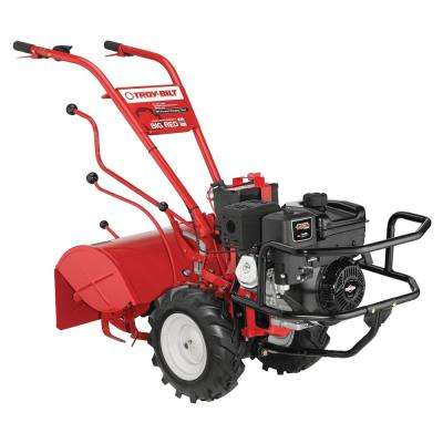 Big Red 20 in  306 cc OHV Electric Start B&S Engine Rear-Tine  Forward-Rotating Gas Tiller with One Hand Operation
