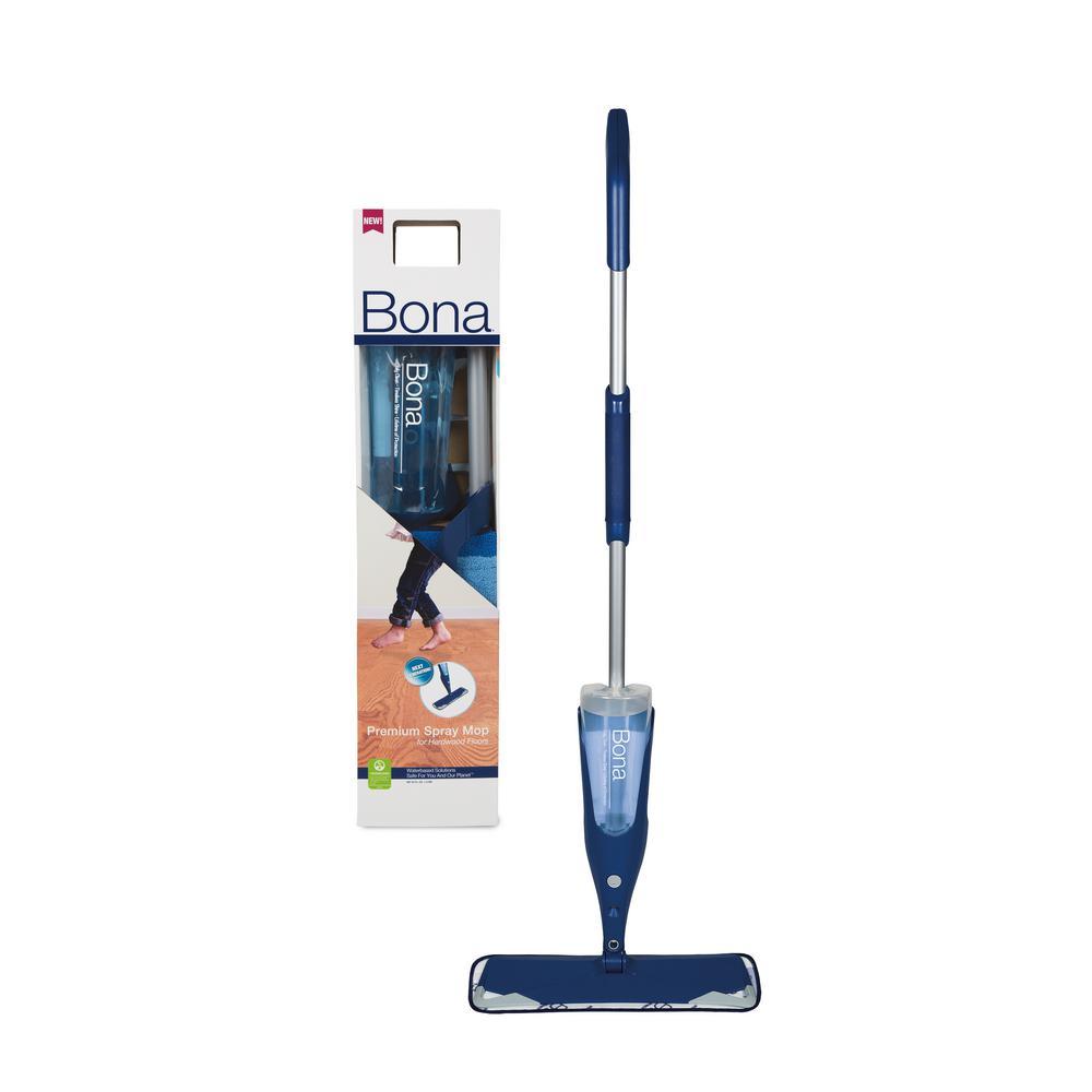 Hardwood Floor Microfiber Premium Spray Mop