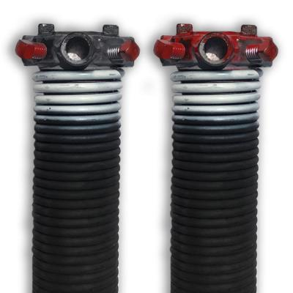 28 Length 2 Inside Diameter Right Wound GDN Garage Door Torsion Spring 0.234 Wire Size