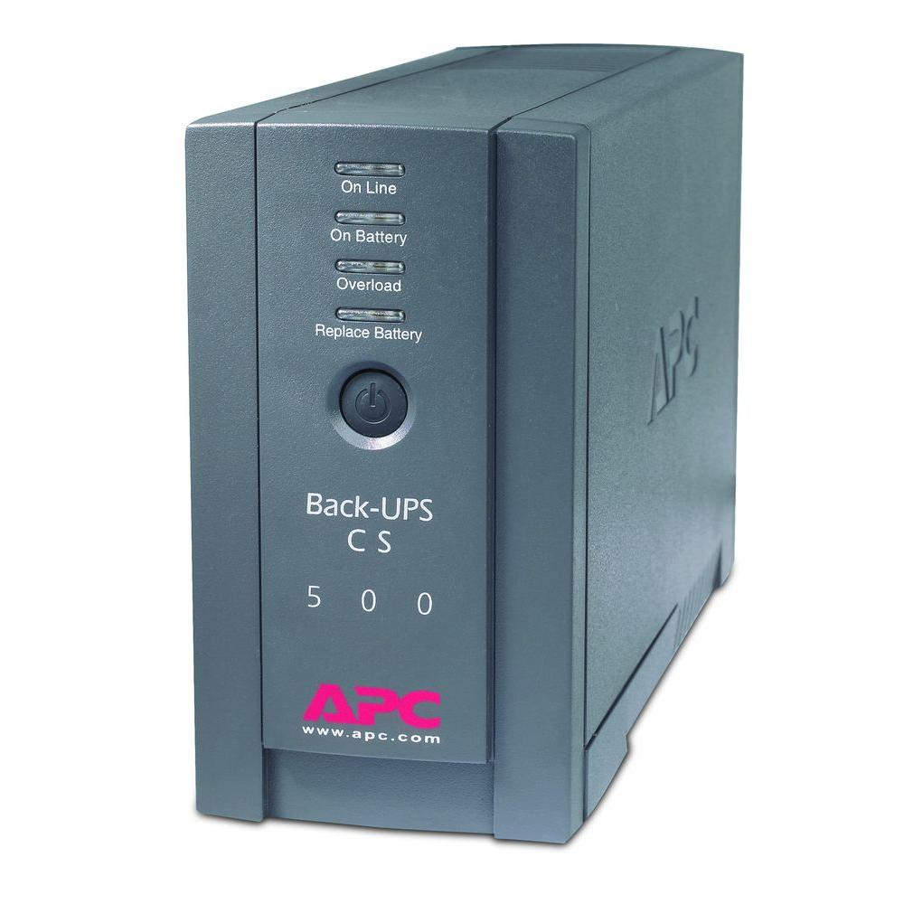 APC 500VA UPS Battery Backup