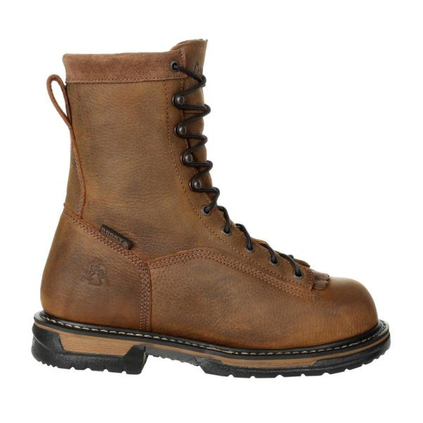 IronClad Waterproof 8 inch Lace Up