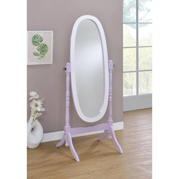 Free Standing Full Length Oval Mirror, Free Standing Swivel Mirror