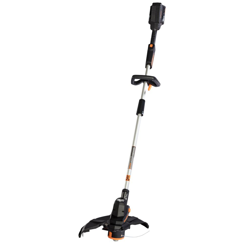 60-Volt Max Cordless Electric String Trimmer