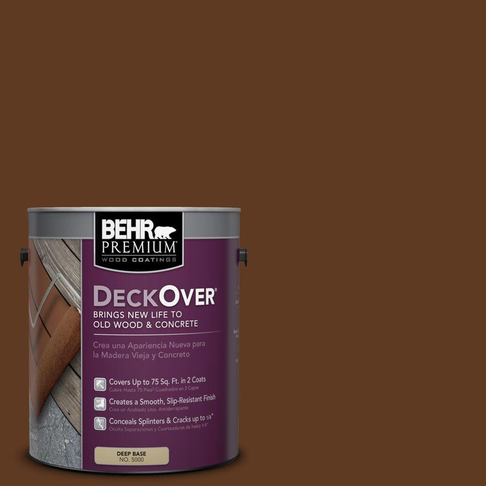 #SC-129 Chocolate Premium DeckOver