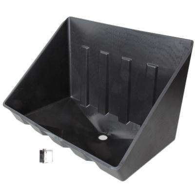 Plastic Tankless Water Heater Drain Pan