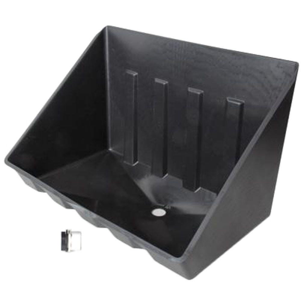 Plastic Tankless Water Heater Drain Pan