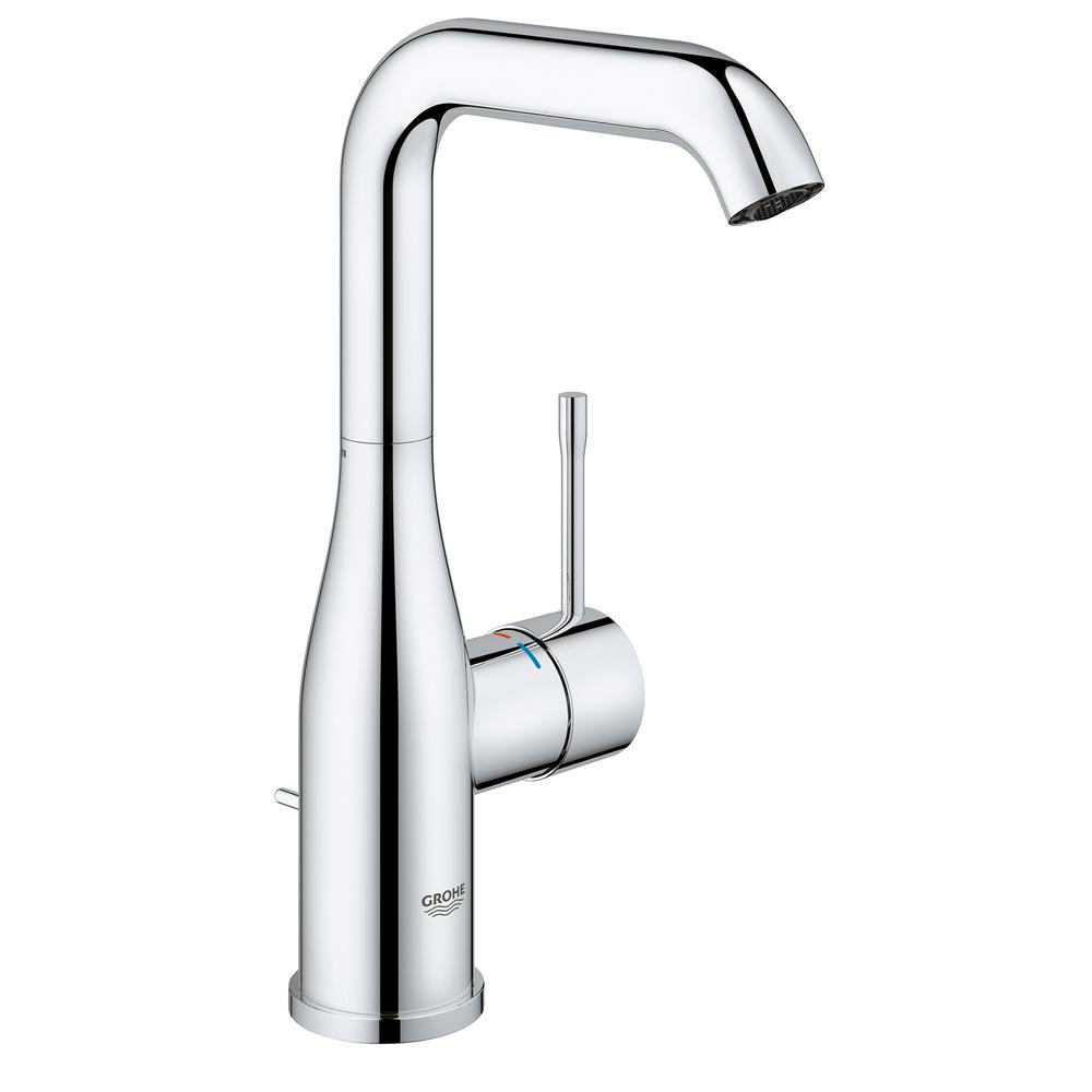grohe essence new single hole single-handle 1.2 gpm high-arc